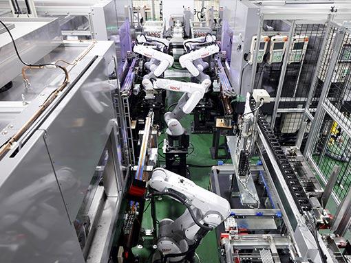 FA装置や大型自動化設備への対応も可能です。