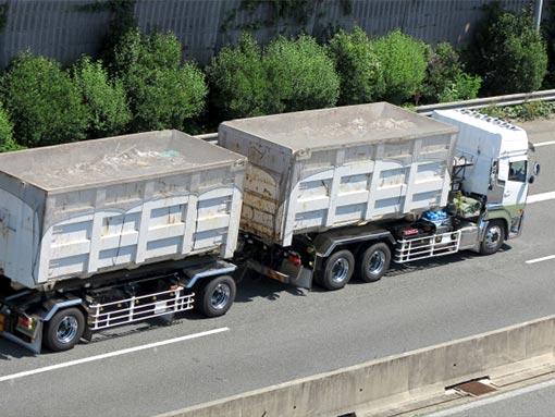 輸送方法 トラック
