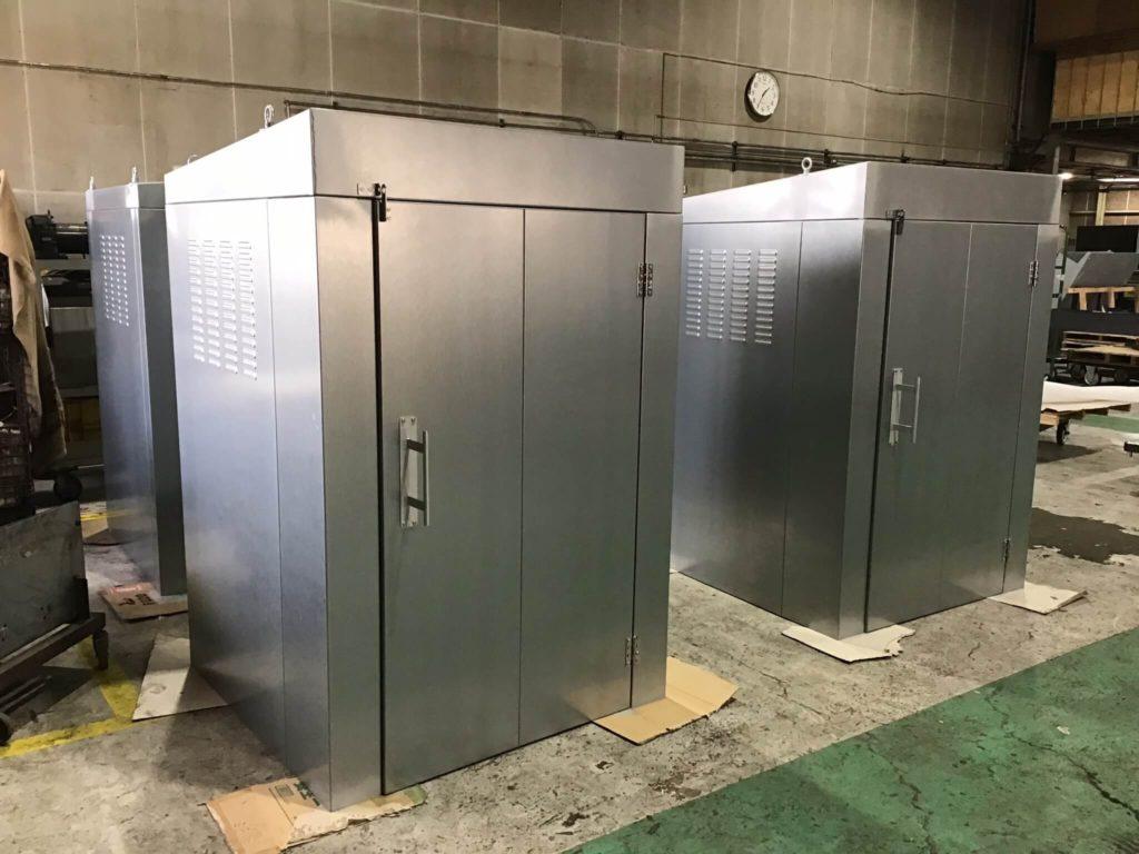 建築設備用換気BOX